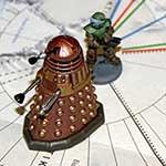 Der Kampf gegen den Dalek