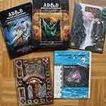 AD&D, D&D 3e, Traveller